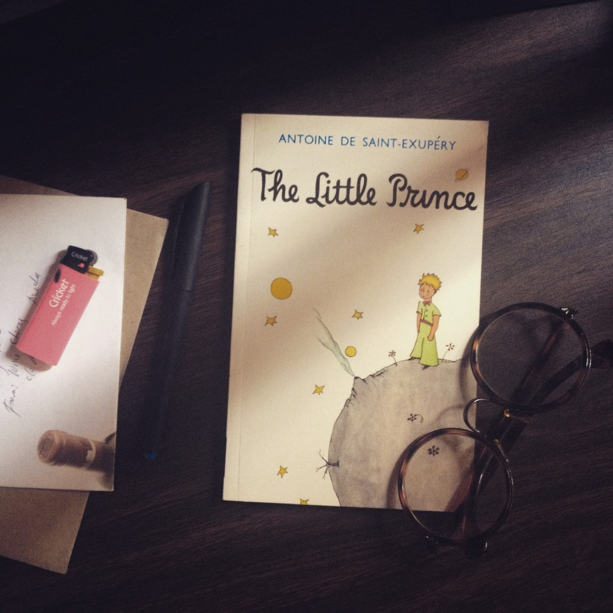 READ IT FIRST: The Little Prince by Antoine de Saint Exupery