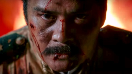 John Arcilla as the ill-destined war general Antonio Luna.